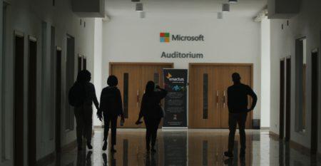 Microsoft Auditorium